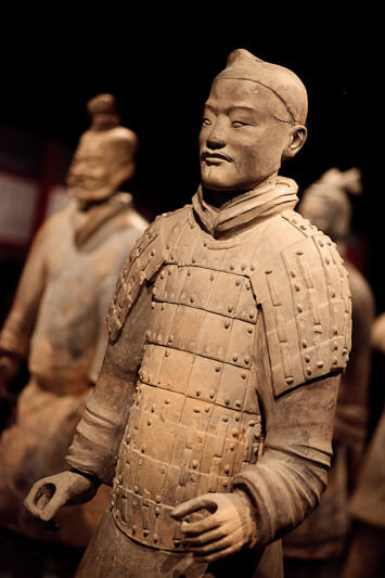 HMNS Terra Cotta Warriors