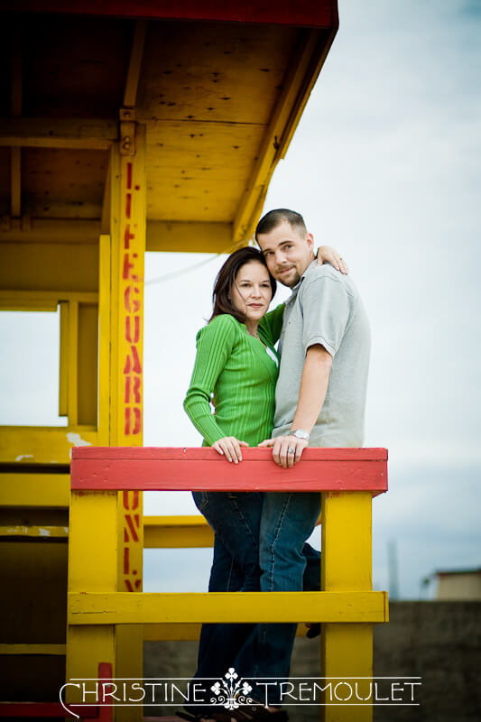 Engagement Session Galveston Texas