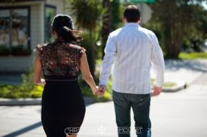 Tish & Brian – Couples Photography in Houston, Texas