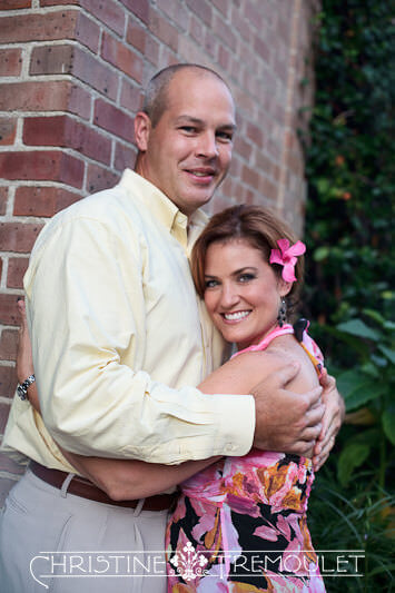 Erin & Danny - New Orleans Couples Photography