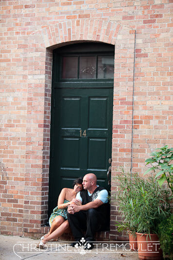 Nancy & Mike - New Orleans Couples Photography