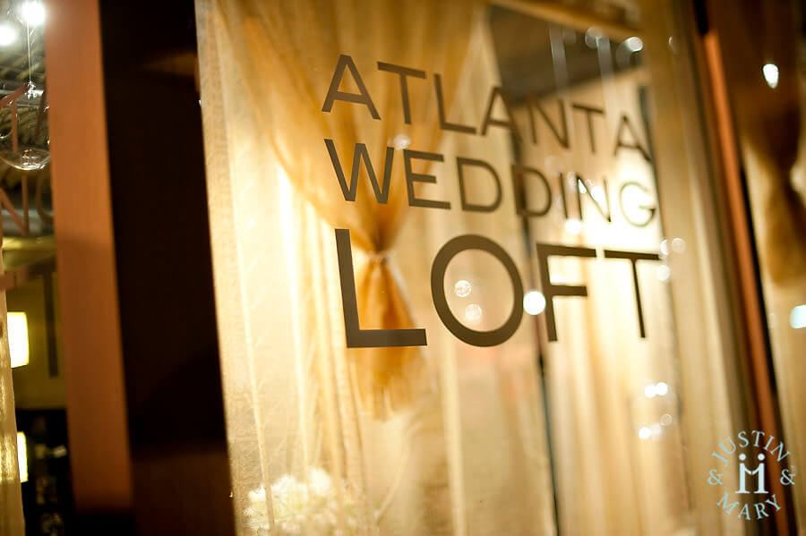 Atlanta Wedding Loft