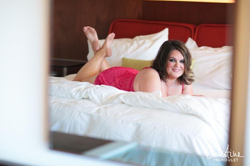 Boudoir Photography Houston - Hotel Derek Session