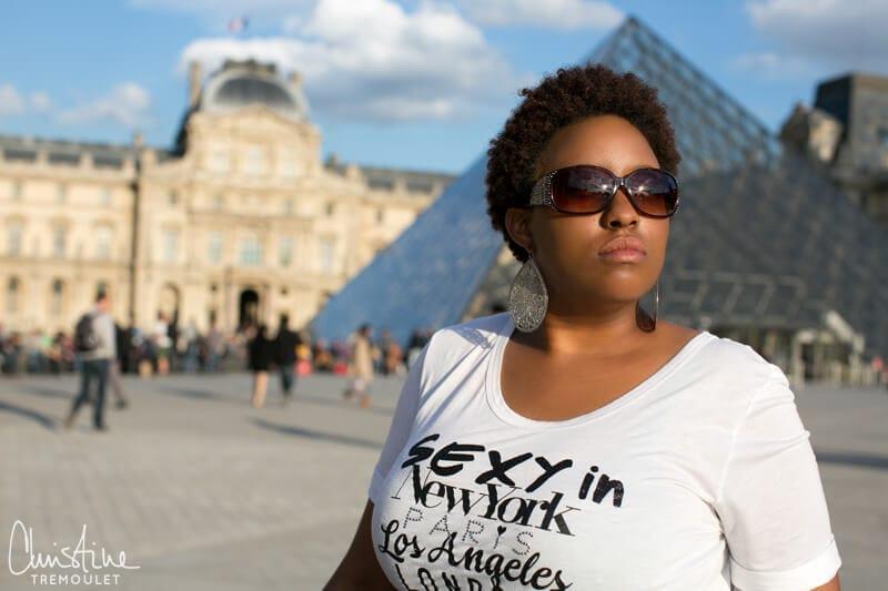 Sexy in Paris - Boudoir Photographers
