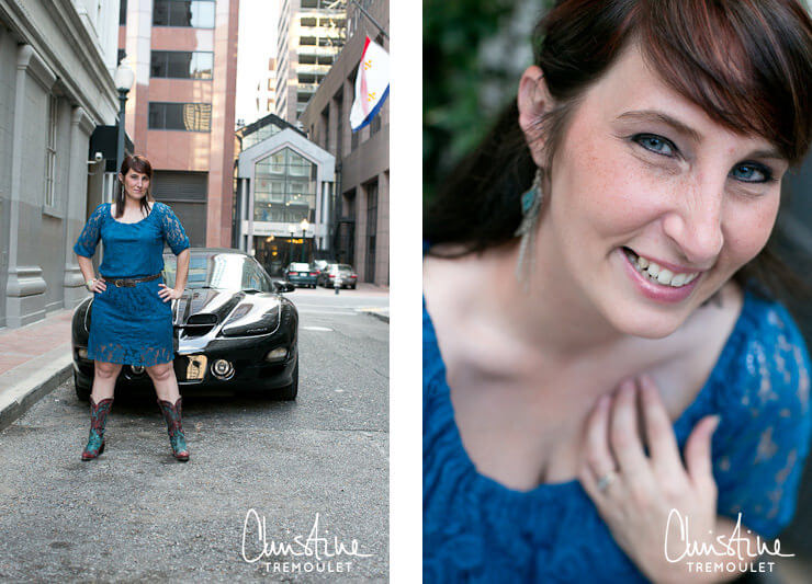 New Orleans Glamour Photographer