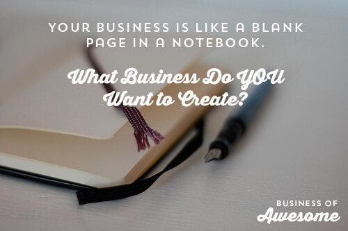 What Business do You Want to Create?