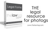 The Law Tog - Legal Resources for Photographers