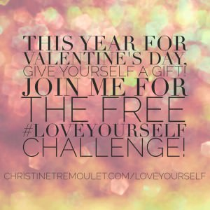 Sign up for the Free #LoveYourself Challenge!
