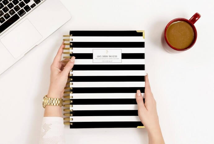 Photographer's Planner from Colorvale - a review by Christine Tremoulet