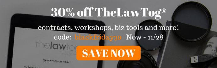 The Law Tog - 30% Off