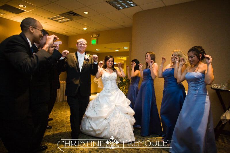 Erika Nicks Wedding Reception Corpus Christi Texas Christine
