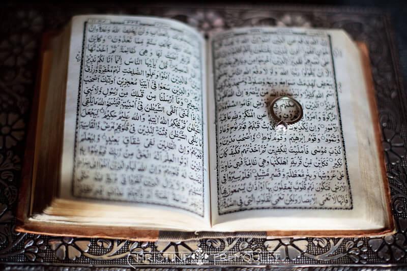 Farhana's Grandmother's Quran