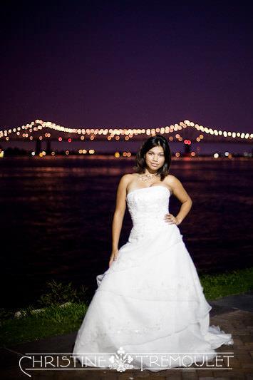 Bridal Session in New Orleans LA