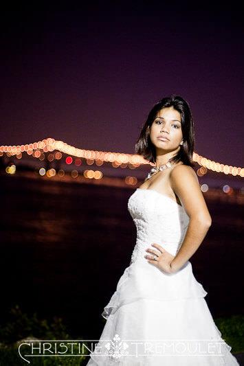 Lynette's Bridal Session in New Orleans