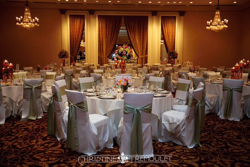 Post Oak Hilton Ballroom Wedding