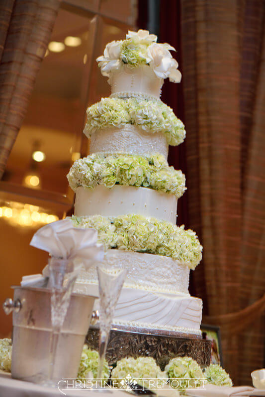Wedding Cake by Cake Affairs