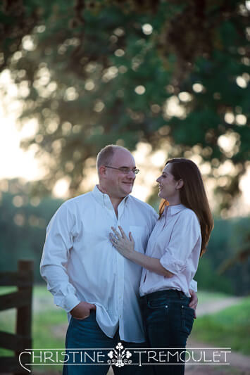 Brooke & Nathan Engagement Photography Houston
