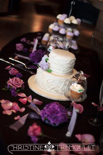 Cake Table Houston Wedding Sambuca