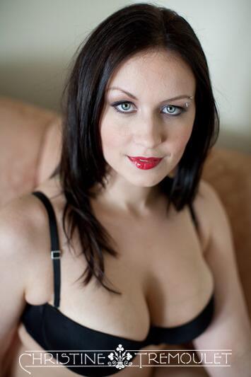 Hot Mama Boudoir - Houston Photography