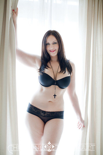 Miss J - Houston Boudoir Photography