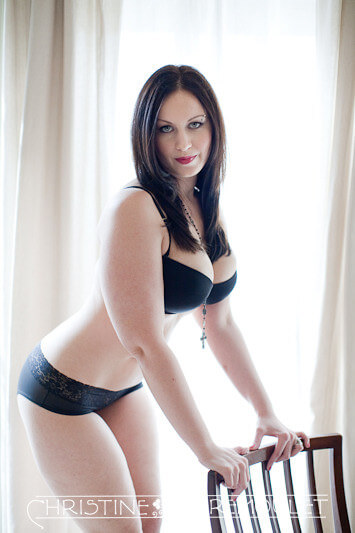 Miss J Boudoir Session - Houston Hot Mama Photography