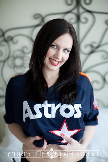 Astros Houston Boudoir Photographer