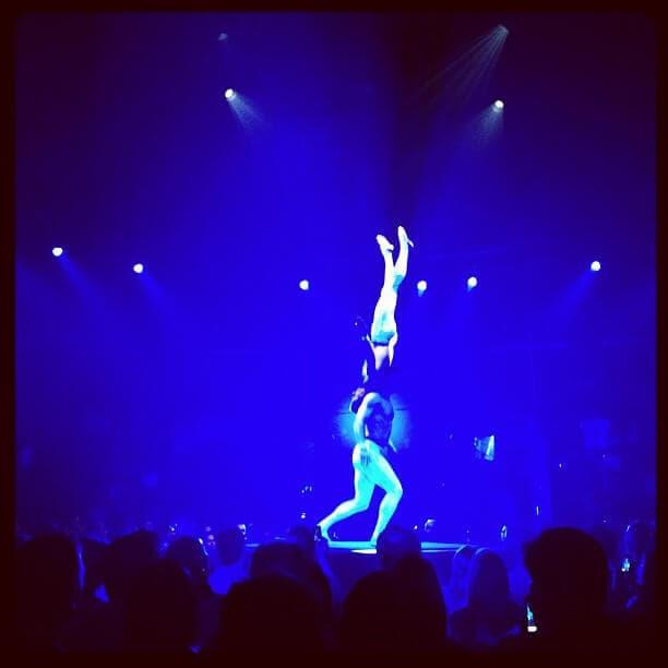 Absinthe Exotic Cabaret - Strong Men
