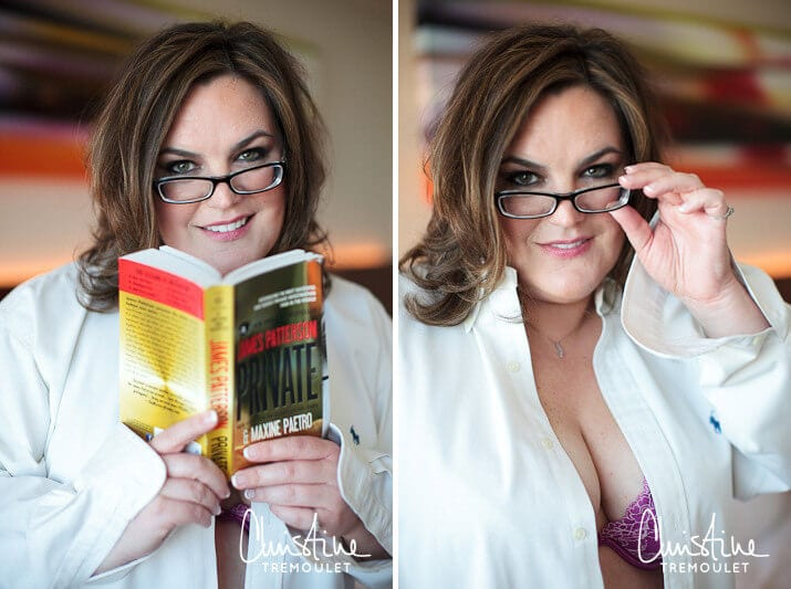 The Naughty Librarian - Boudoir in Houston