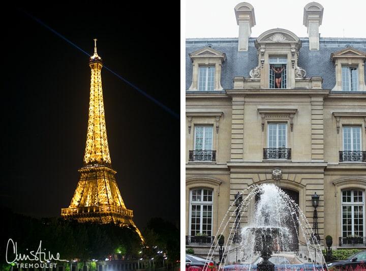 Paris France Boudoir Photographer - Eiffel Tower