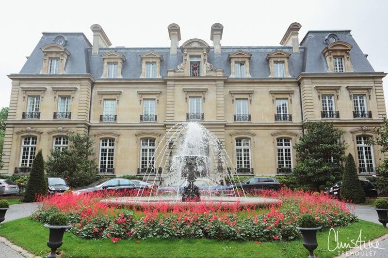 Saint James Hotel Paris France Boudoir Photography