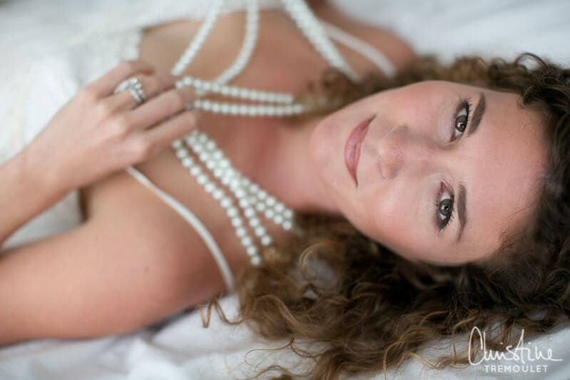 Christine Tremoulet - Houston Boudoir Photographer