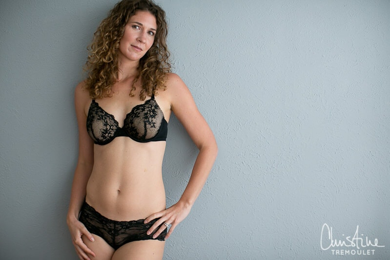 Boudoir Photography by Christine Tremoulet