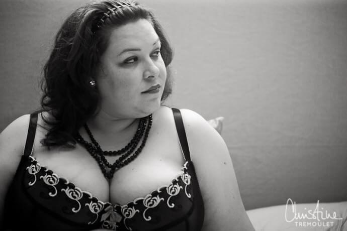 Ms. T's San Francisco Boudoir Photography Session