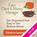 Moderntog Easy Client & Money Manager