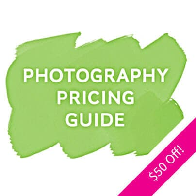 Moderntog - Photography Pricing Guide