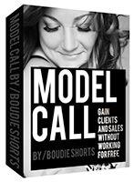 Boudie Shorts Model Call Program