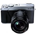 Fuji X-E1 Camera & Lens