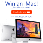 Black Friday - Win an iMac!