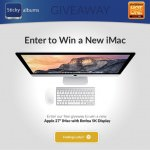 StickyAlbums iMac Giveaway!