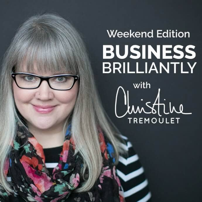 Business, Brilliantly Episode 3 – Weekend Edition with C.C. Chapman