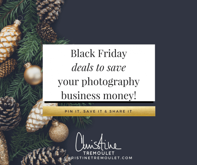 Black Friday Sales 2016 – Savings for Photographers!