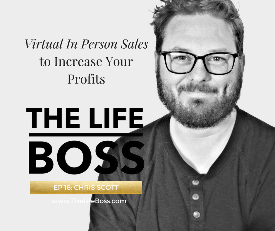 Virtual In Person Sales with Chris Scott