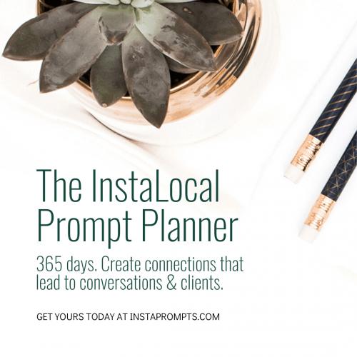 InstaLocal Prompt Planner